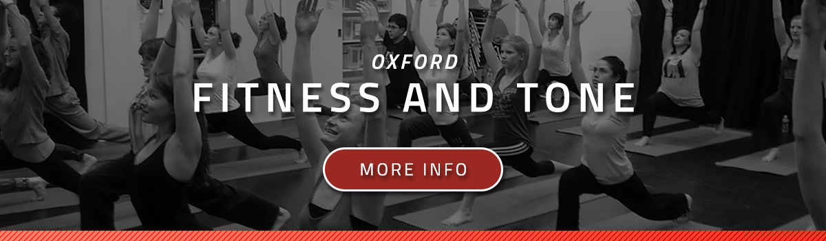 Body Politic Web Banner for Fitness And Tone Class in Oxford