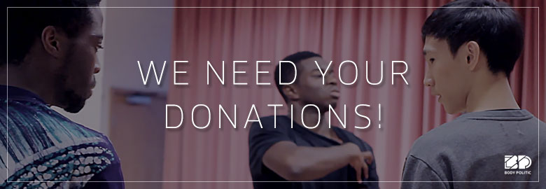We need your donations!