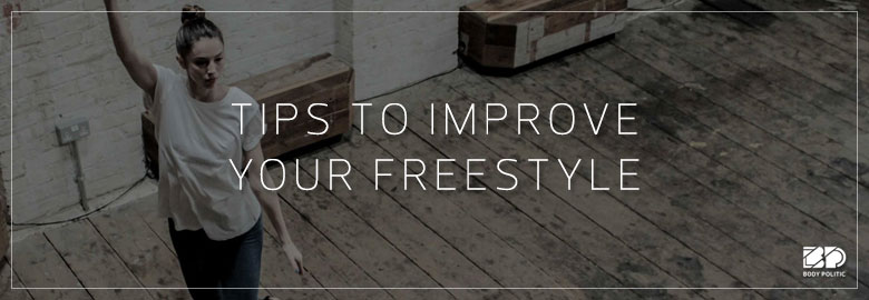 3 Tips To Improve Your Freestyle