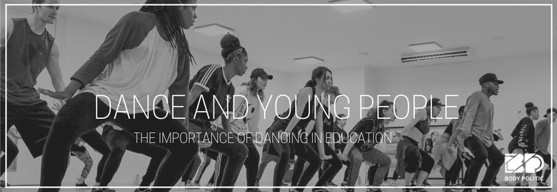 The importance of dance for young people